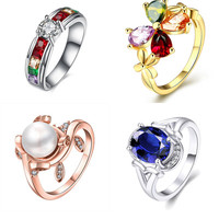 Wholesale Rings, Cheapest Fashion and Costume Rings - Tradegets.com