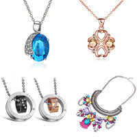 Wholesale Necklaces & Pendants, Fashion Costume Necklaces With Cheap Price - Tradegets.com