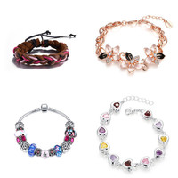 Wholesale Bracelets, Costume and Fashion Bracelets From Manufacturer - Tradegets.com