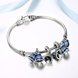 Wholesale 925 Sterling Silver DIY Bracelet Accessories TGSLBD047 4