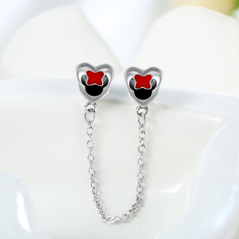 Wholesale 925 Sterling Silver DIY Bracelet Accessories TGSLBD054 2