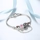 Wholesale 925 Sterling Silver DIY Bracelet Accessories TGSLBD054 4