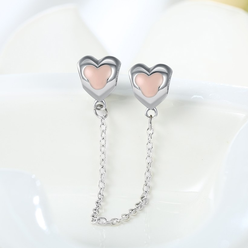 Wholesale 925 Sterling Silver DIY Bracelet Accessories TGSLBD056 2