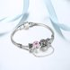 Wholesale 925 Sterling Silver DIY Bracelet Accessories TGSLBD057 4