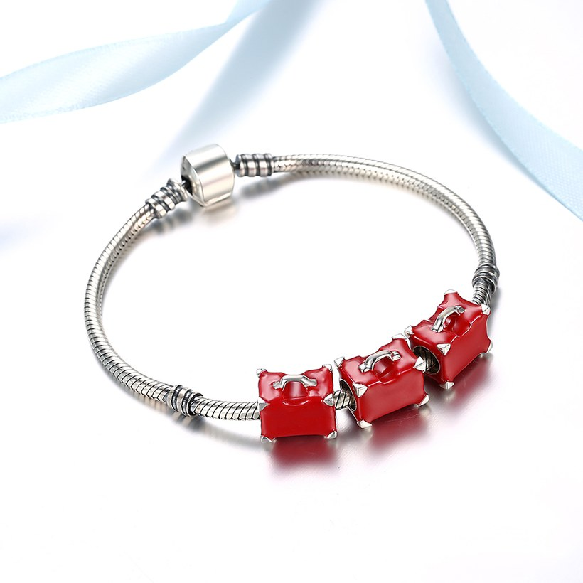 Wholesale 925 Sterling Silver DIY Bracelet Accessories TGSLBD059 4