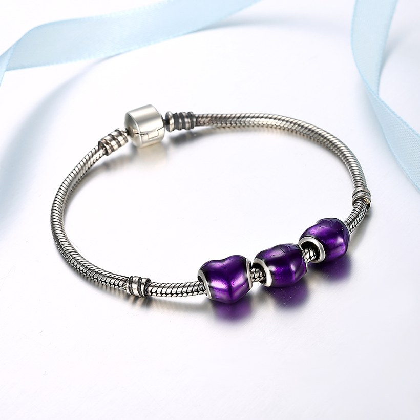 Wholesale 925 Sterling Silver DIY Bracelet Accessories TGSLBD067 5