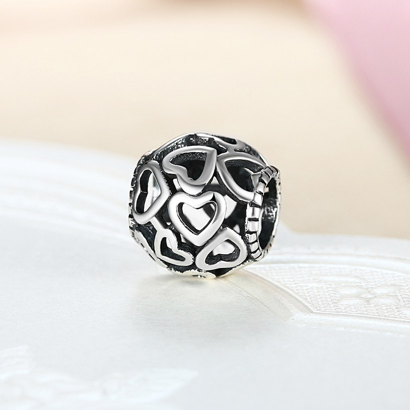 Wholesale 925 Sterling Silver DIY Bracelet Bead TGSLBD078 1