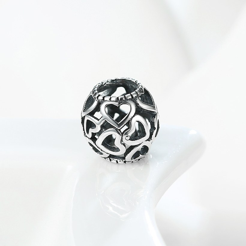 Wholesale 925 Sterling Silver DIY Bracelet Bead TGSLBD078 2