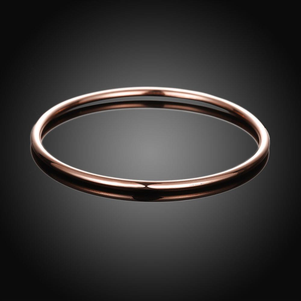 Wholesale Trendy Silver Round Bangle&Cuff TGSPBL091 0