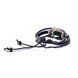 Wholesale Trendy Antique Silver Geometric Bracelet TGLEB175 4