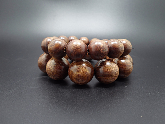 Wholesale Buddha Jewelry Natural authentic gold sandalwood beads bracelet for men and women Christmas Gift VGB039 1