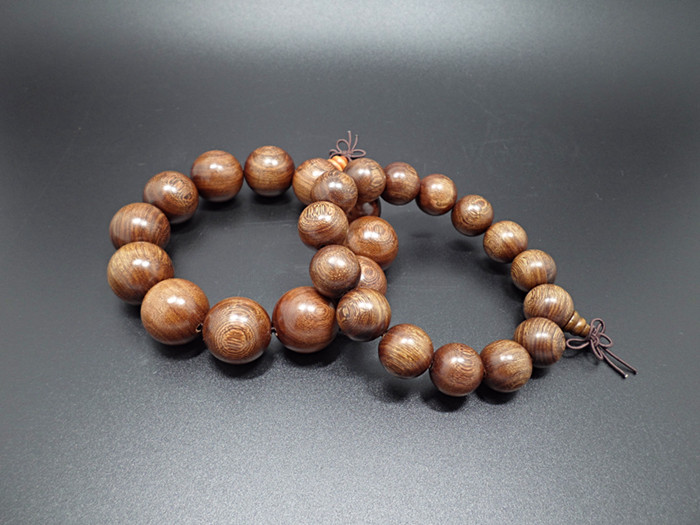 Wholesale Buddha Jewelry Natural authentic gold sandalwood beads bracelet for men and women Christmas Gift VGB039 5