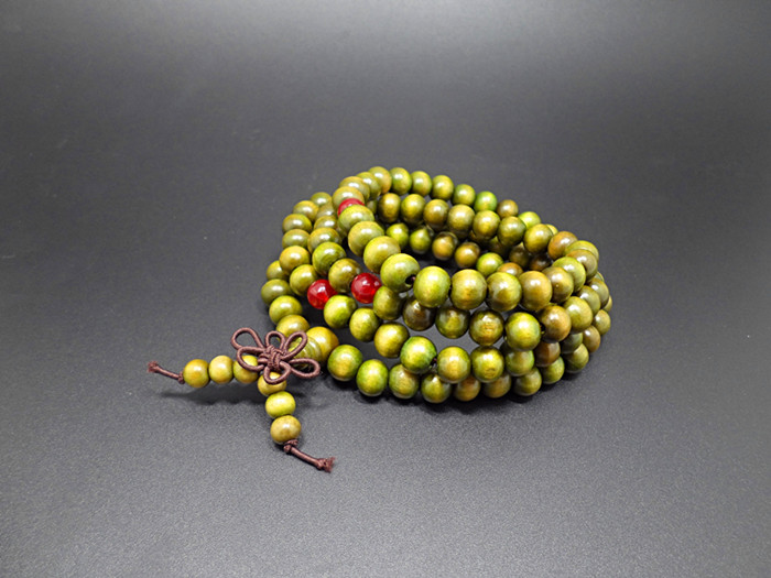 Wholesale Fashion Natural Sandalwood beads Buddhist prayer wood bracelet japa malas necklace Tibetan meditation Bracelets VGB040 5