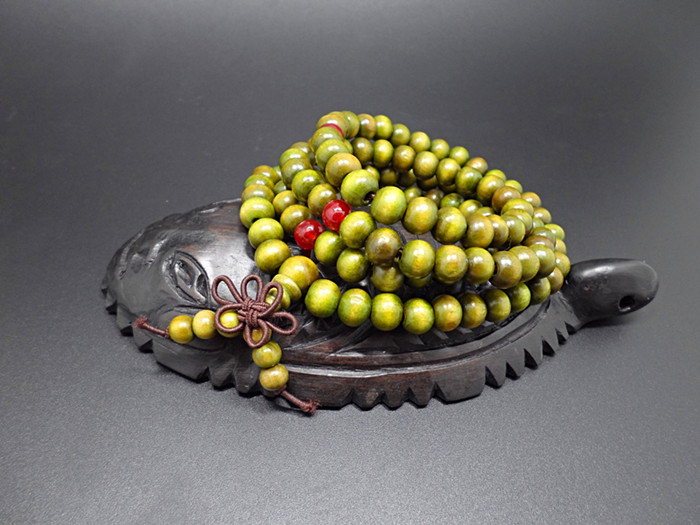 Wholesale Fashion Natural Sandalwood beads Buddhist prayer wood bracelet japa malas necklace Tibetan meditation Bracelets VGB040 6