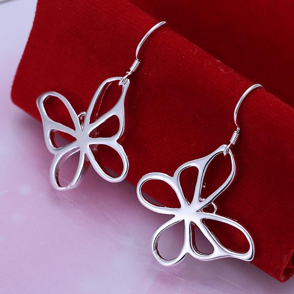 Wholesale Trendy Silver Insect Jewelry Set TGSPJS300 0