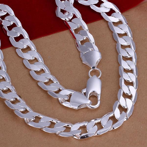 Wholesale Trendy Silver Round Jewelry Set TGSPJS472 0
