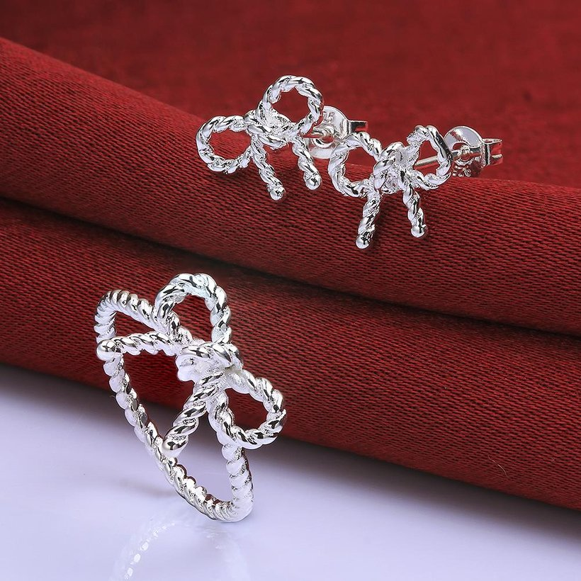 Wholesale Trendy Silver Animal Jewelry Set TGSPJS302 2