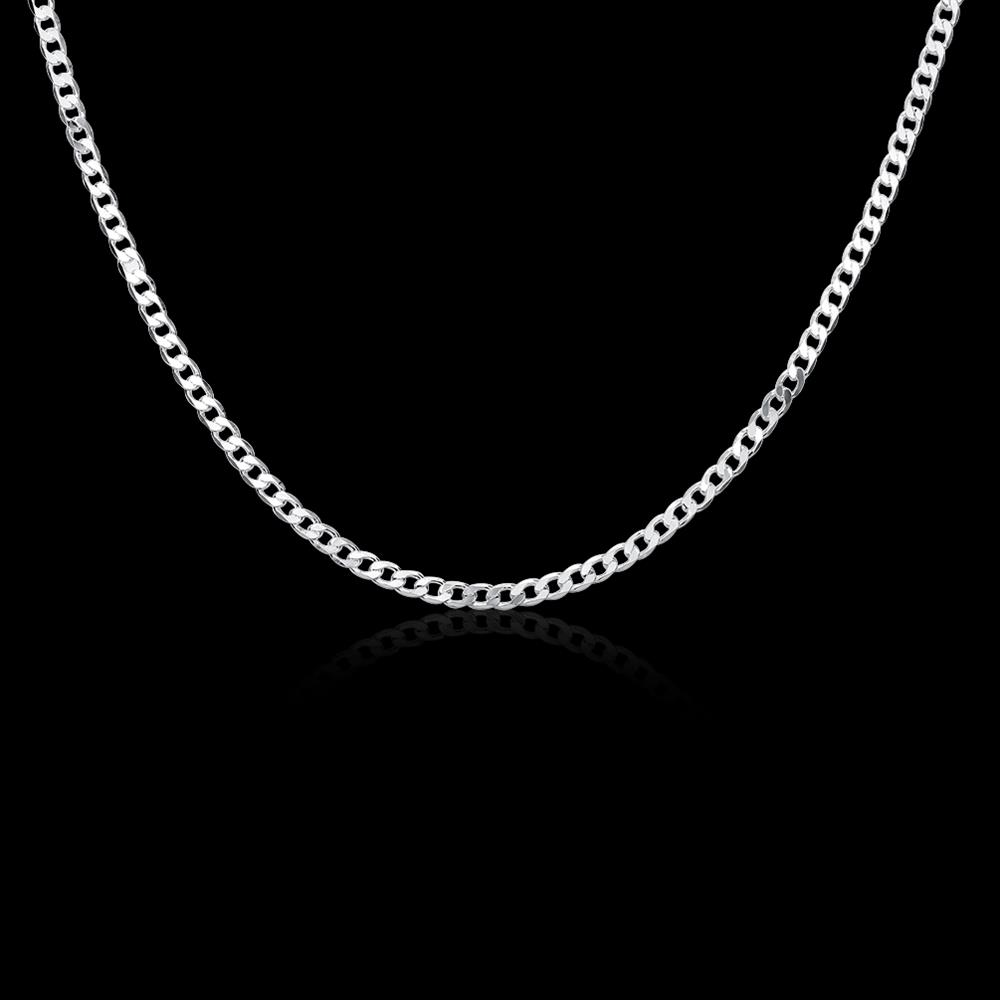 Wholesale Classic Silver Animal Necklace TGSPN687 2