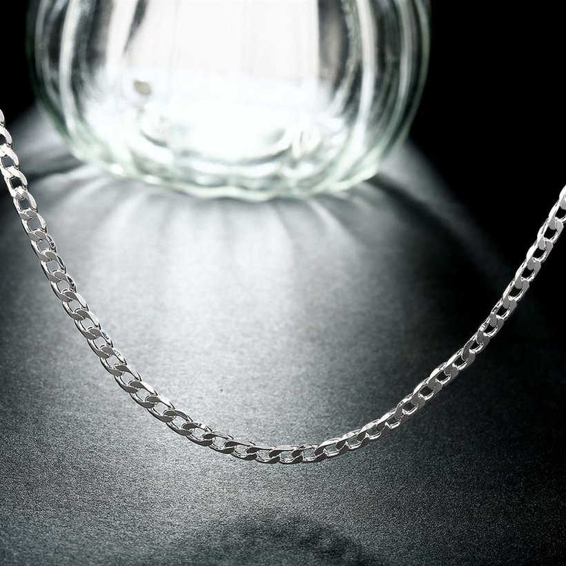 Wholesale Classic Silver Animal Necklace TGSPN687 4