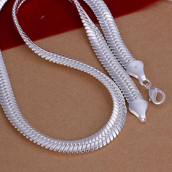 Wholesale Classic Silver Animal Necklace TGSPN037 0