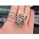 Wholesale Hot selling fashion stainless steel couples Necklace TGSTN063 1