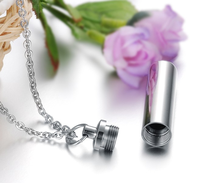 Wholesale Free shipping stainless steel Necklace TGSTN126 1