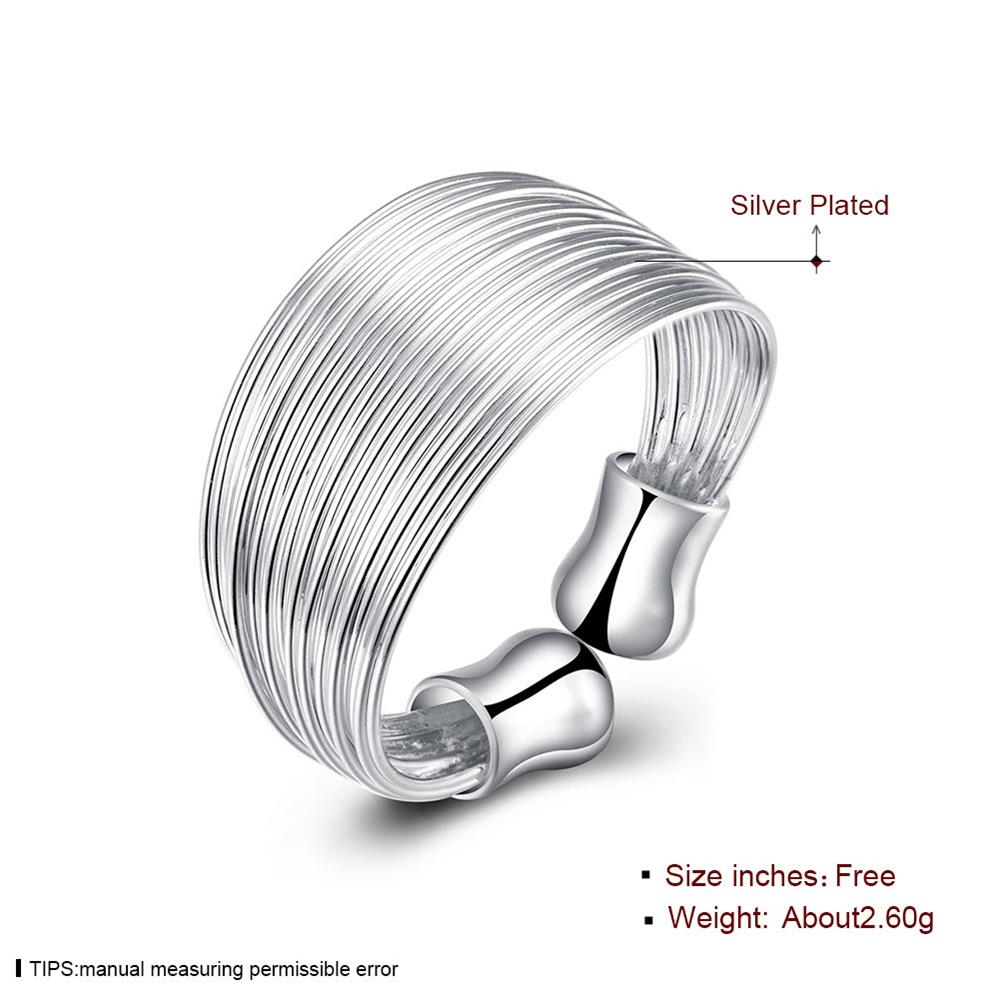 Wholesale fashion jewelry Non-allergenic for Men and women ring Wedding engagement party ring high quality jewelry TGSPR038 2