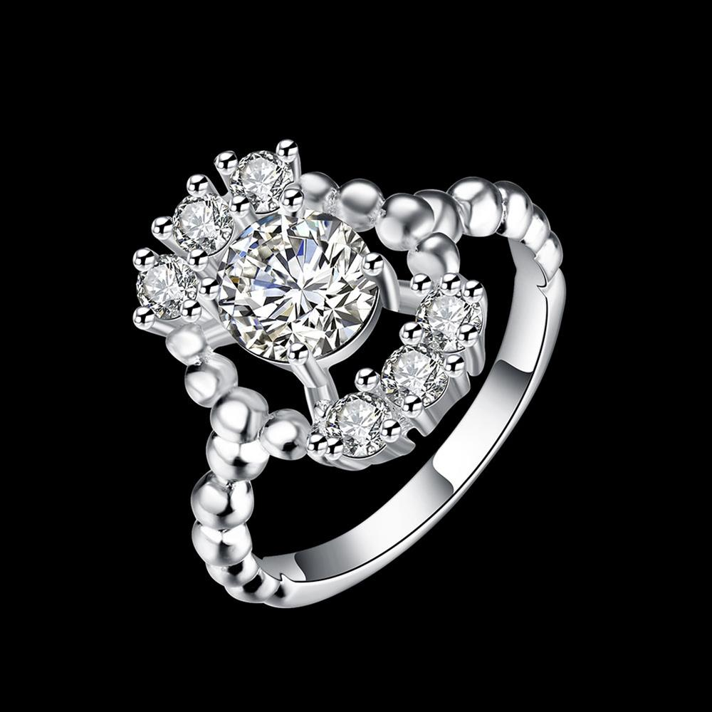 Wholesale 2020 Classic Luxury Ring AAA Zircon rings Wedding Jewelry Engagement  banquet For Women TGSPR364 0