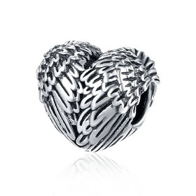 Antique 925 Sterling Silver DIY Bracelet Bead