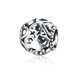 Wholesale 925 Sterling Silver DIY Bracelet Bead TGSLBD078