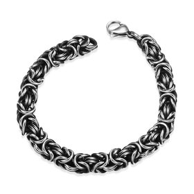 Wholesale Rock 316L stainless steel Geometric Bracelet TGSMB038