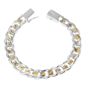 Wholesale Romantic Silver Animal Bracelet TGSPB042