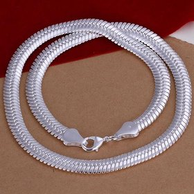 Classic Silver Animal Necklace