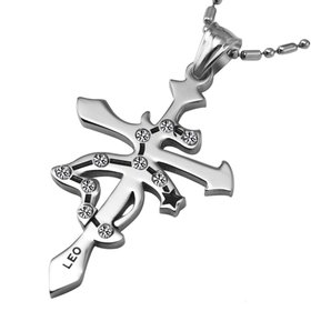 Leo Constellations 316L Stainless Steel Necklace